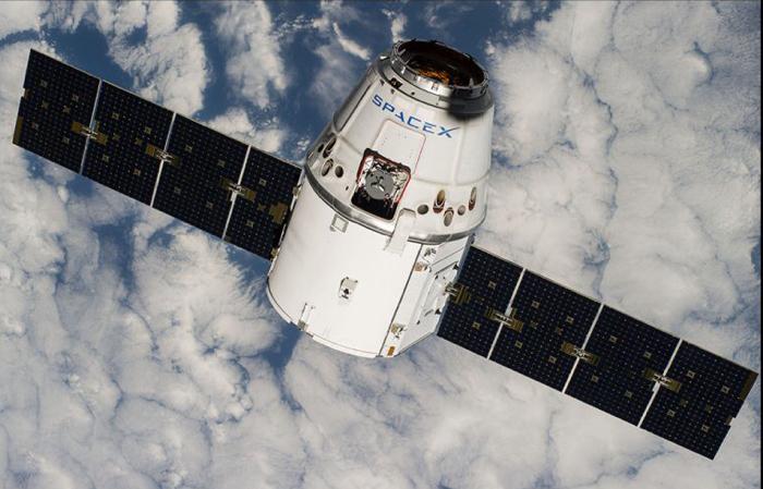 SpaceX Görevini Tamamladı