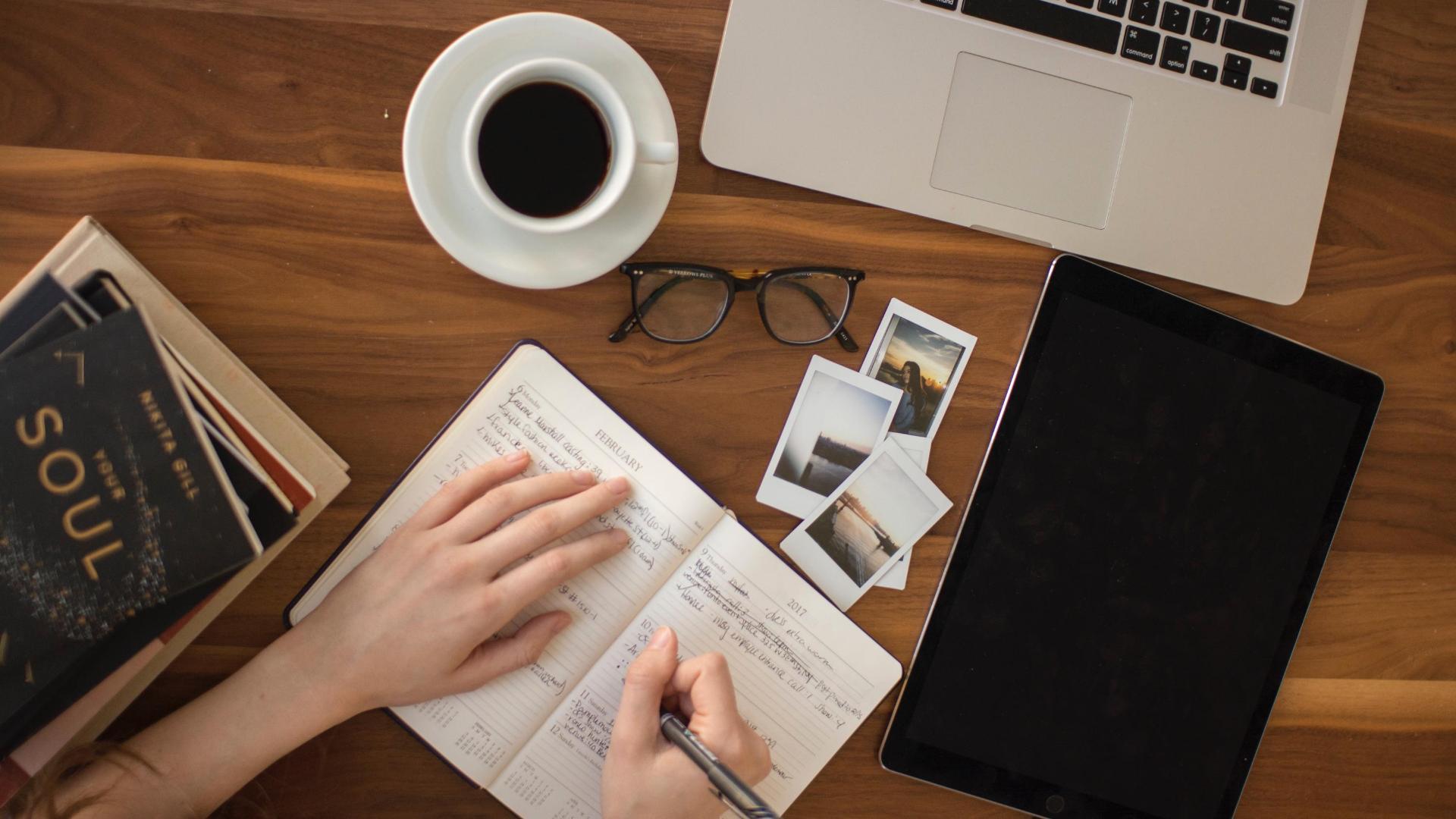 Öğrenci Kariyeri - : Ajanda Kullanmanın 5 Büyük Faydası