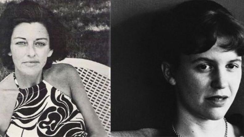 Gizdökümcü Şiirin İtiraf Perileri Anne Sexton ve Sylvia Plath