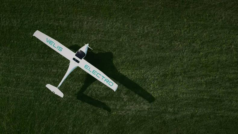 Tamamen Elektrikli Uçak Üretildi
