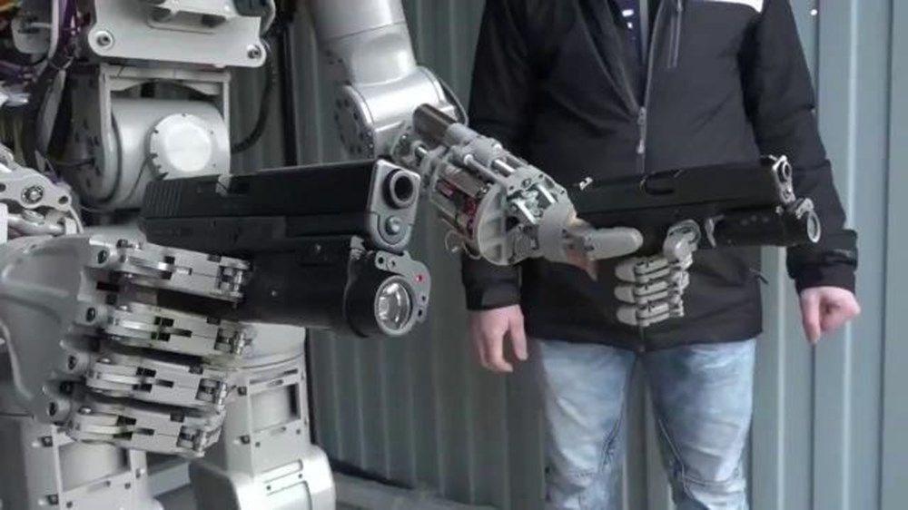 Fedor İsimli İnsansı Robot Twitter'da Yaptığı Paylaşımla Gündemde