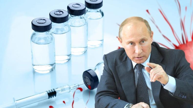 Putin Duyurdu! Dünyanın İlk Koronavirüs Aşısı Rusya'da!