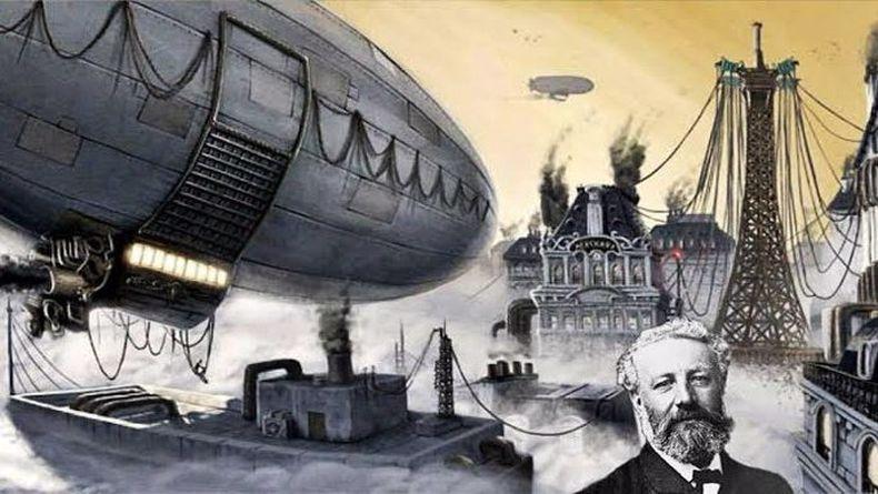 Öğrenci Kariyeri - : Jules Verne Ve İnanılmaz Kehanetleri