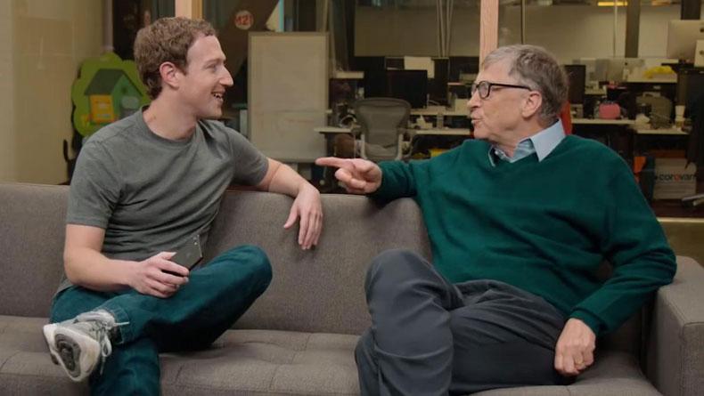 Öğrenci Kariyeri - : Bill Gates Koronavirüs Yayılmasının Sebebi Olarak Sosyal Medya Platformlarını Gösterdi!