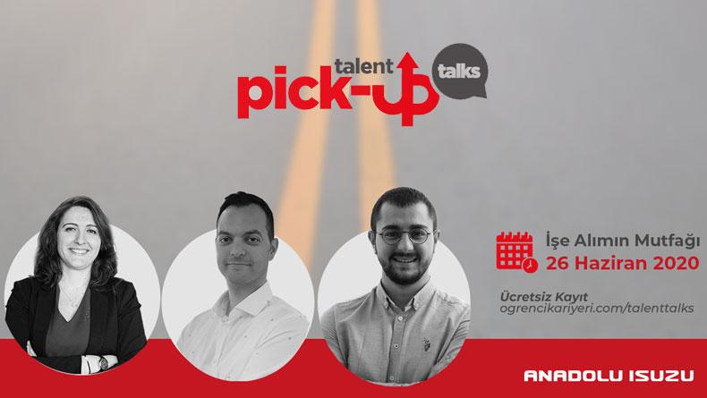 Öğrenci Kariyeri: Pick-up Talks Serisi Başlıyor!