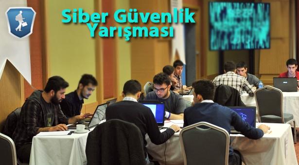 Üniversitelerarası Siber Güvenlik Yarışması Düzenlendi.