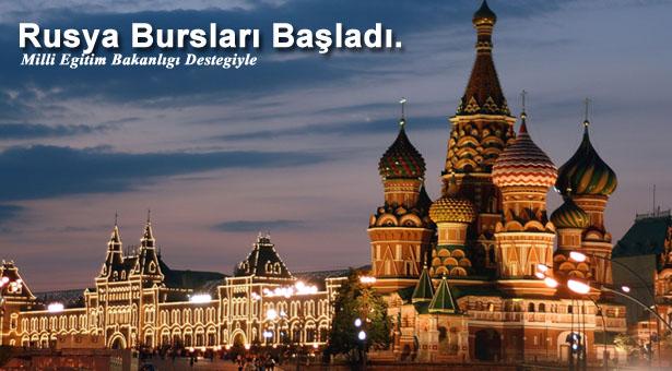 2014-2015 Yılı Rusya Hükümeti Burs Başvuruları Başlamıştır.