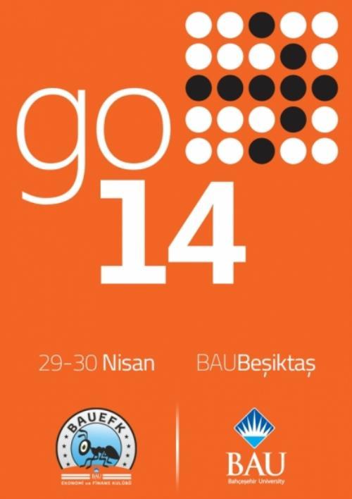 GO 2014 iş ve kariyer zirvesi 29-30 Nisan tarihleri arasında Bahçeşehir Üniversitesi'nde!