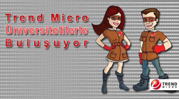 Öğrenci Kariyeri: Trend Micro Üniversitelilerle Buluşuyor