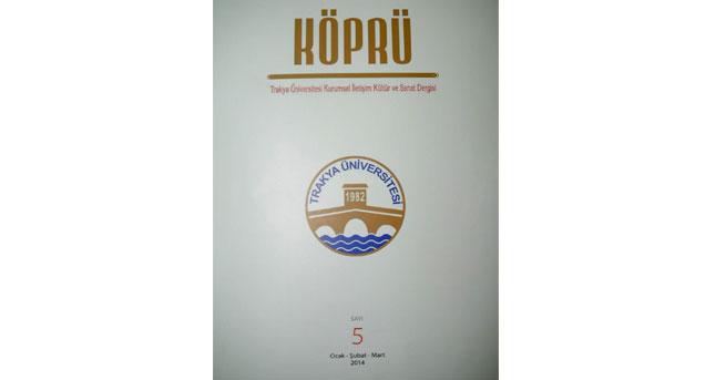Öğrenci Kariyeri - : Üniversite, Türk Bayrağını Dergi Kapağından da çıkardı.
