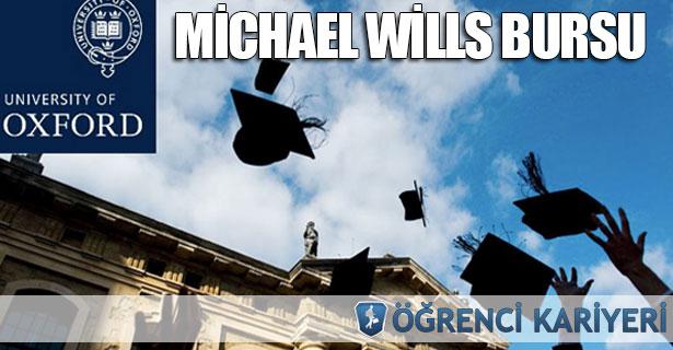 Oxford Üniversitesi Michael Wills Bursu