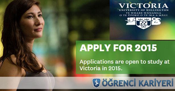 Victoria Üniversitesi Doktora Bursu