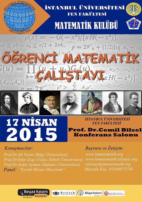 Öğrenci Matematik Çalıştayı