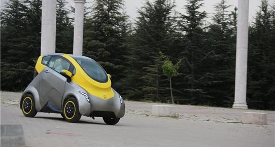 Üniversite Teknokentinden İHA ve Elektrikli Otomobil