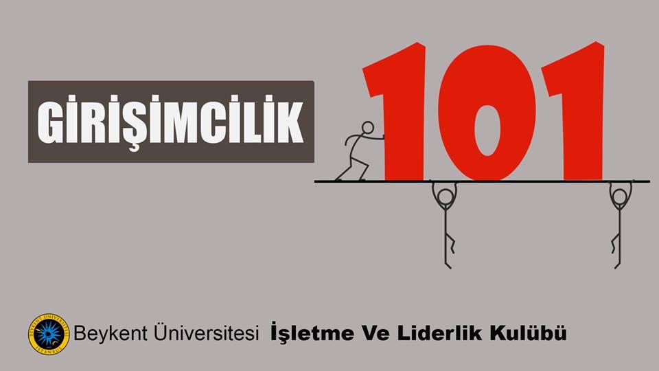 Girişimcilik 101 Beykent Üniversitesi'nde!