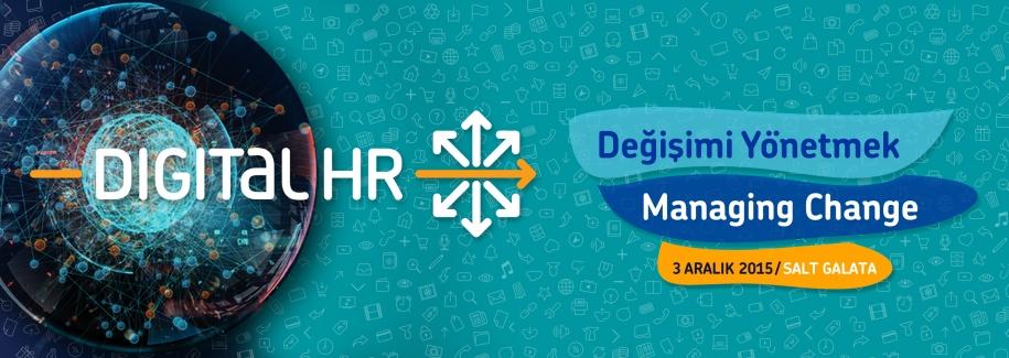 Digital HR- Dijital İK Konferansı