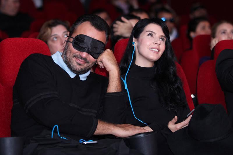 Türk Üniversitesinde Bir İlk! Sinemada Engeller Kalkıyor