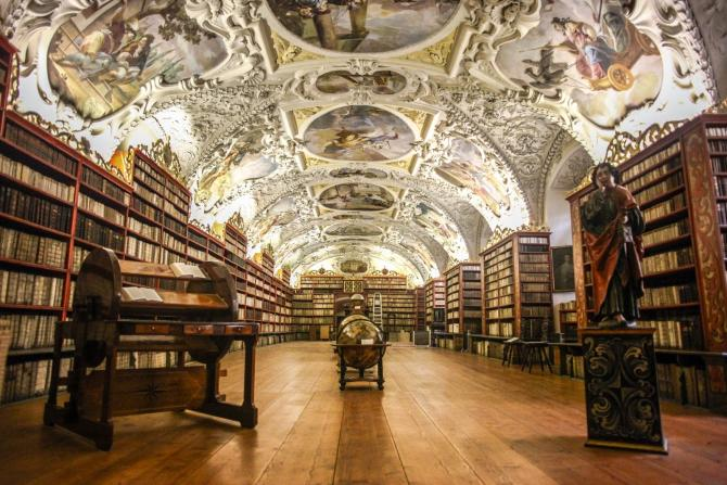 Görülmesi Gereken Olağanüstü 9 Kütüphane