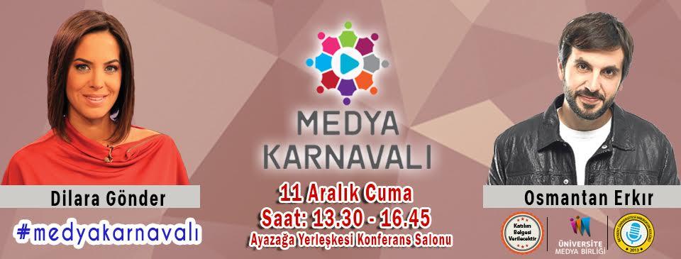 Medya Karnavalı Beykent'te!