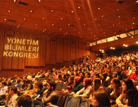 İTÜ Maçka'da Yönetim Bilimleri Kongresi Başlıyor
