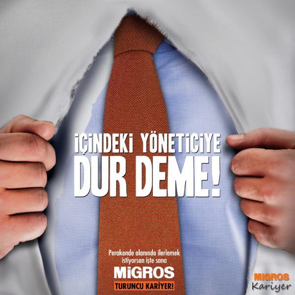 Migros Yeni Nesil Yöneticilerini Arıyor