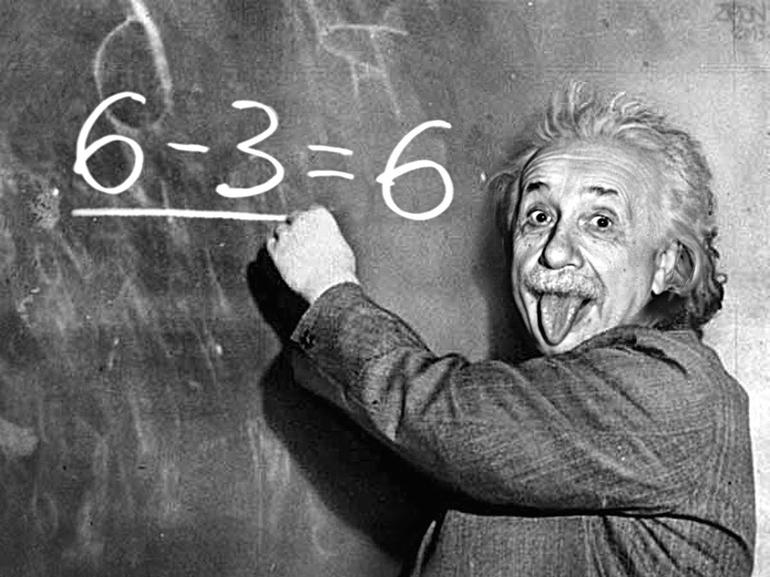 Albert Einstein'ın Başarı Sırları