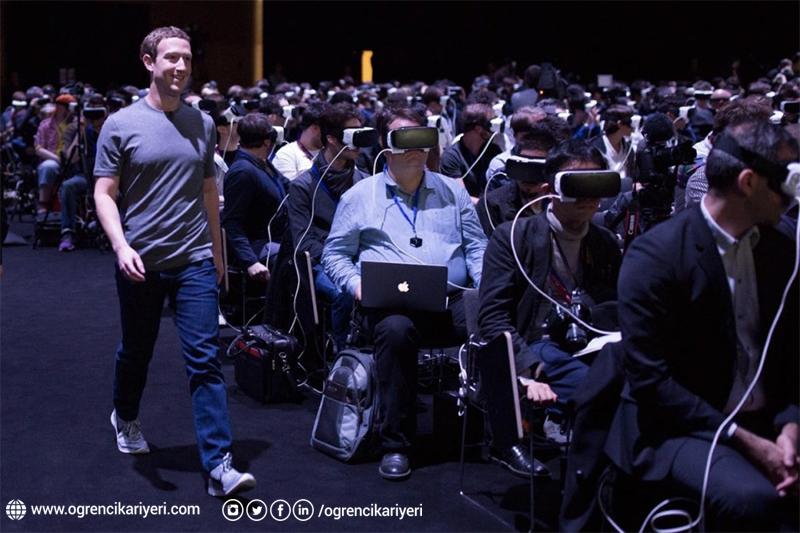 """""""Facebook'un Geleceği Yapay Zekada"""""""