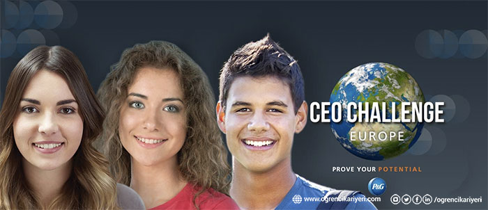 P&G CEO Challenge Europe