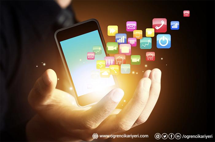 Öğrenci Kariyeri - : Mobil Uygulama Nasıl Kazandırır