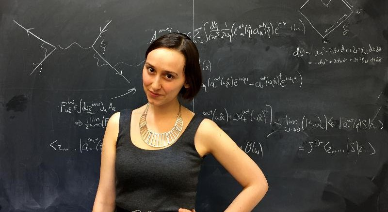 Geleceğin Einstein'ı Olarak Adlandırılan 22 Yaşındaki Bir Dahi: Sabrina Pasterski