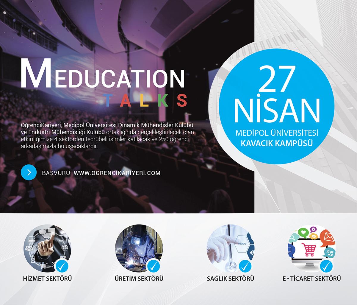 Meducation Talks