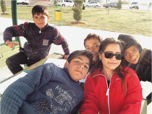 Üniversite Öğrencisinden Sokak Çocuklarının Yaşamını Değiştiren Anlamlı Proje: Bizim Çocuklarımız