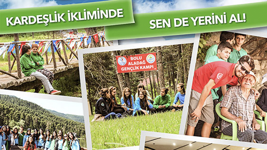 Öğrenci Kariyeri - En popüler - T.C. Gençlik ve Spor Bakanlığı Gençlik Kampları Başvuruları Başladı