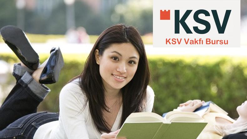 KSV Vakfı Burs Başvurusu Hakkında Duyuru