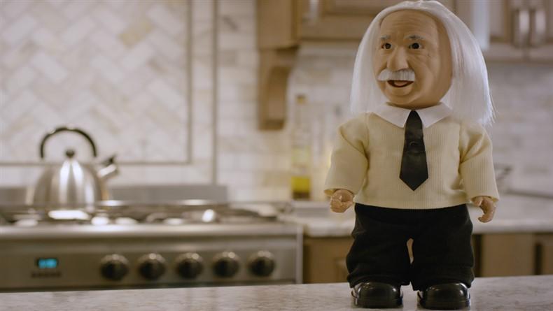 Bir Kişisel Zeka Asistanı Olan Einstein Robotuna Merhaba Deyin