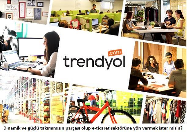 Trendyol Group Uzun Dönem Yazılım Geliştirme Stajyeri Arıyor!