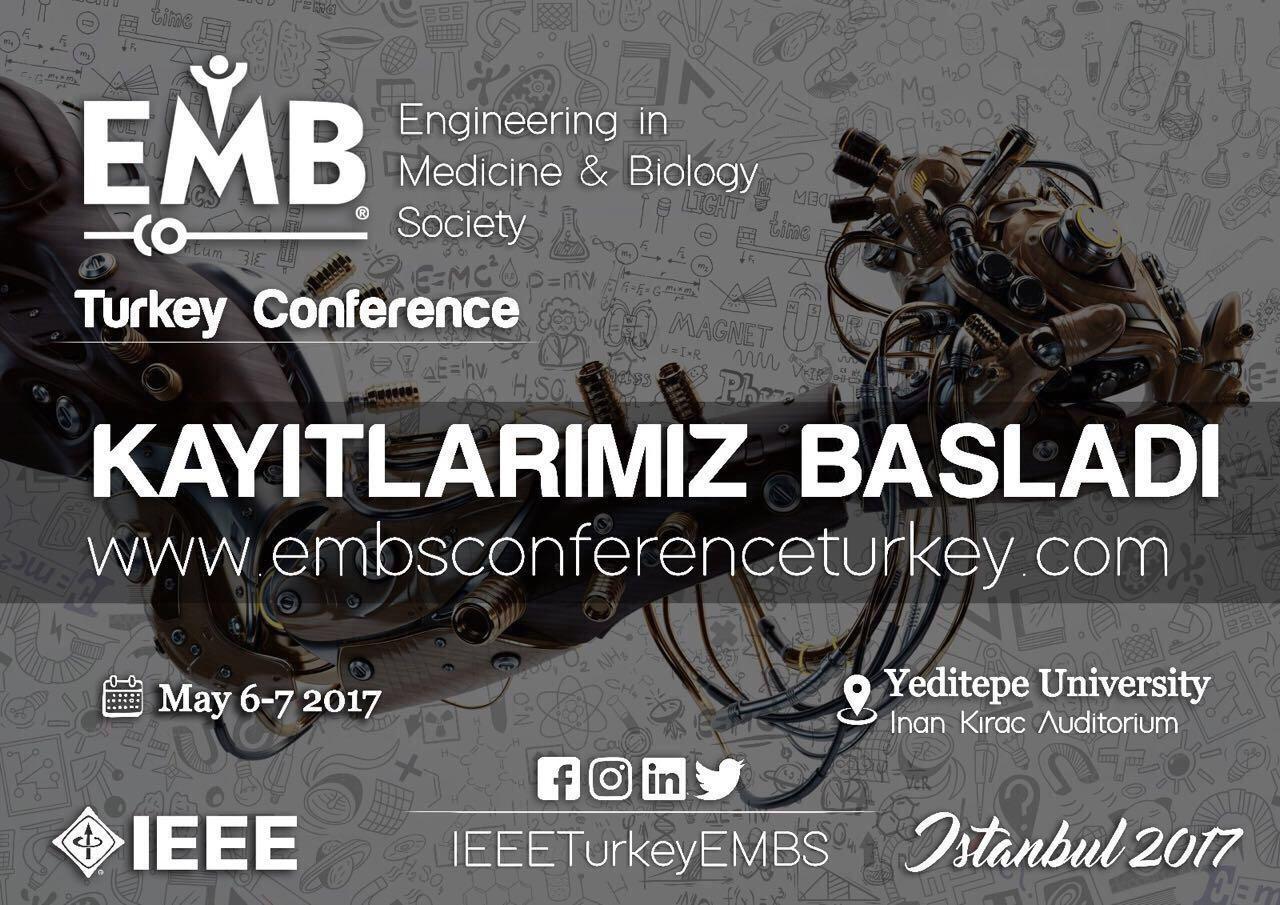 Öğrenci Kariyeri: IEEE EMBS Türkiye Öğrenci Konferansı Sizleri Bekliyor!