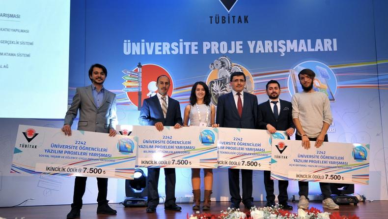 Öğrenci Kariyeri: Üniversiteliler Proje Yarışında