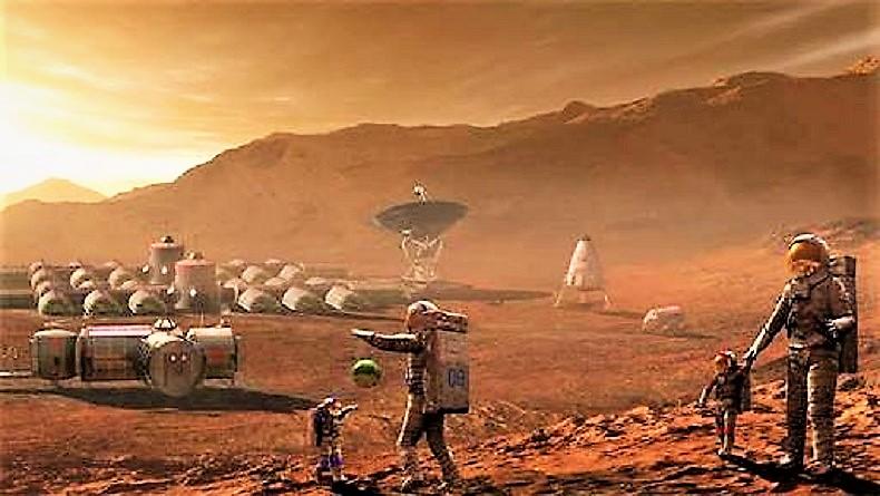 Öğrenci Kariyeri - : Titan Gelecekte İnsan Kolonisine Ev Sahipliği Yapabilir!