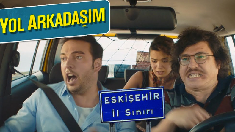 Öğrenci Kariyeri: 'Yol Arkadaşım' Filmi Oyuncuları Anadolu Üniversitesi'ne Geliyor