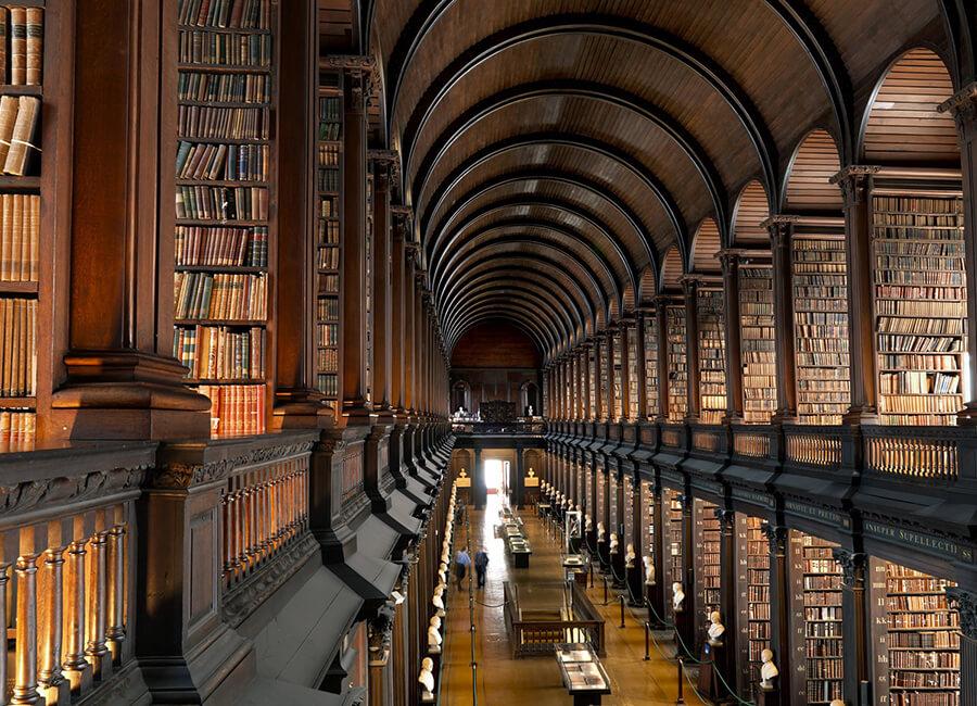 Dünyanın En Muhteşem 8 Kütüphanesi