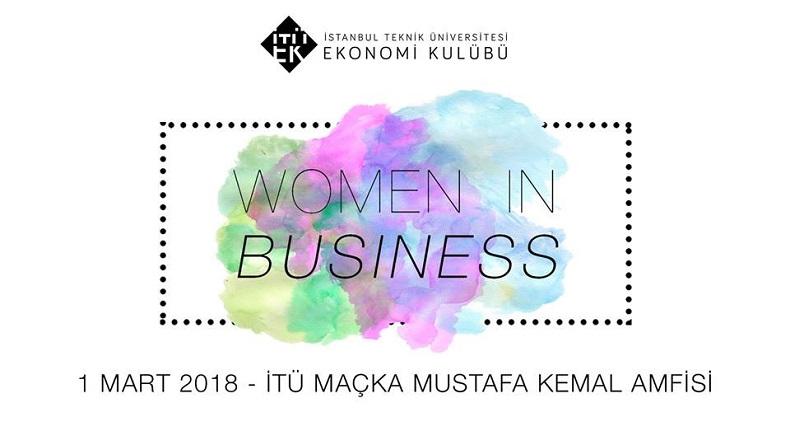"""Öğrenci Kariyeri - En popüler - """"İTÜ Women in Business"""" Gençlere İlham Vermeye Devam Ediyor!"""