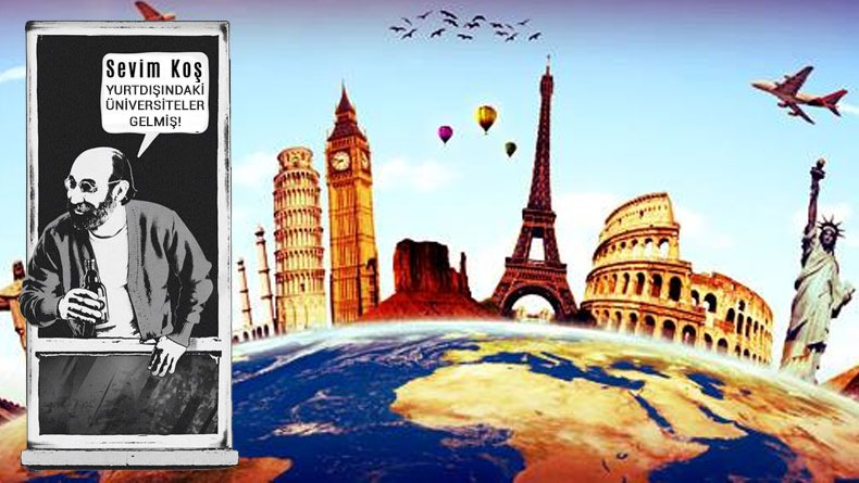 Öğrenci Kariyeri: Yurtdışındaki Bütün Fırsatlar Ayağınıza Geldi! Peki Sen Neredesin? :)