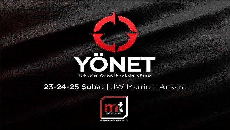 Öğrenci Kariyeri: Türkiye'nin Yöneticilik ve Liderlik Kampı: YÖNET'18 23-24-25 Şubat'ta JW Marriott Hotel'de!