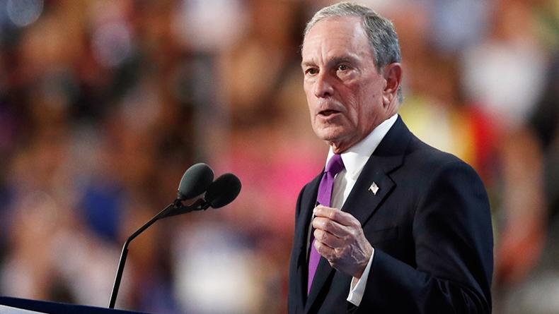 Michael Bloomberg ile Geleceğe Dair ''Artık Kentler Yol Gösteriyor''