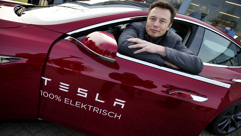 Avrupa'da Tesla Satışları Mercedes ve BMW'yi geçti!