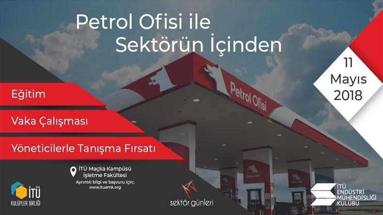 Öğrenci Kariyeri: Petrol Ofisi ile Sektörün İçinden 11 Mayıs'ta İTÜ'de!