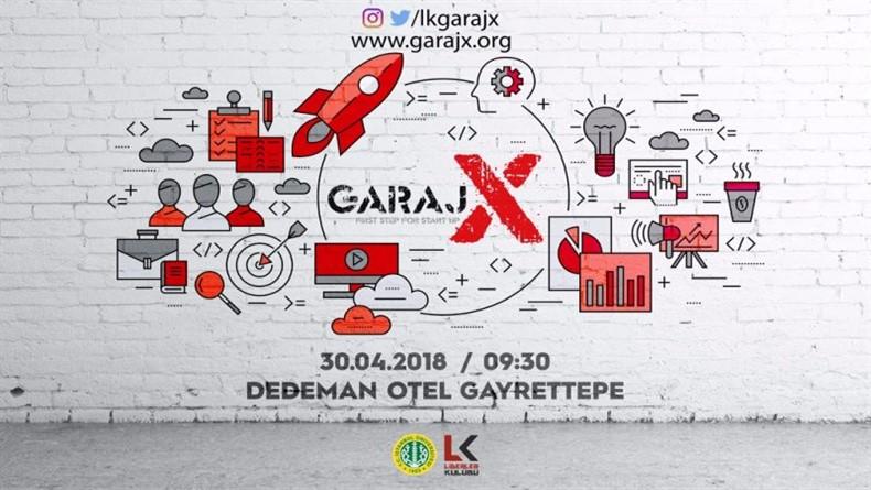Öğrenci Kariyeri - En popüler - GarajX Girişimcilik Etkinliği 30 Nisan'da Dedeman Otel'de!