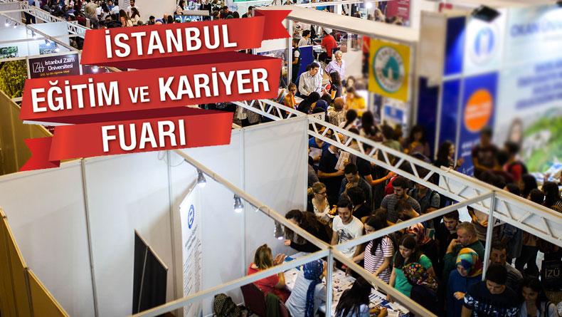 Öğrenci Kariyeri - : ''Hedefini Seç , Kariyerini Planla'' İstanbul Eğitim ve Kariyer Fuarı Başlıyor !