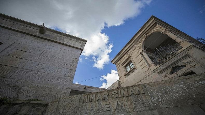 Mimar Sinan'ın Evi Ziyaretçi Akınına Uğruyor!